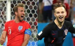 Прогноз на матч Англия - Хорватия Лига Наций