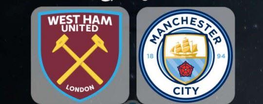 Прогноз на матч: Вест Хэм - Манчестер Сити