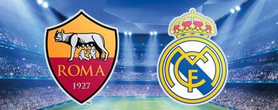 Прогноз на Лигу Чемпионов: Рома - Реал Мадрид
