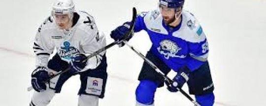 Прогноз на хоккей. КХЛ: Барыс — Адмирал