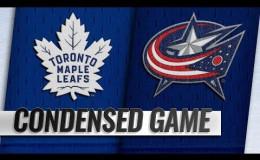 Коламбус Блю Джекетс — Торонто Мейпл Лифс: прогноз на хоккей. NHL