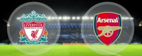 Ливерпуль — Арсенал: прогноз на футбол. Английская Премьер-Лига