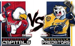 Вашингтон Кэпиталс — Нэшвилл Предаторз: прогноз на хоккей. NHL.