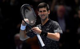 Новак Джокович - Николоз Басилашвили: прогноз на матч ATP Доха