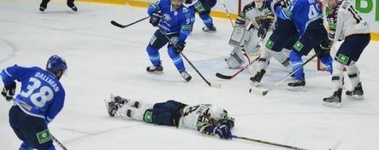Прогноз на хоккей. КХЛ: Сочи - Барыс