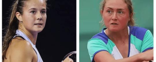 Дарья Касаткина - Александра Соснович: прогноз на матч. WTA. Сидней.