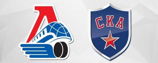 Локомотив — СКА: прогноз на хоккей. КХЛ.