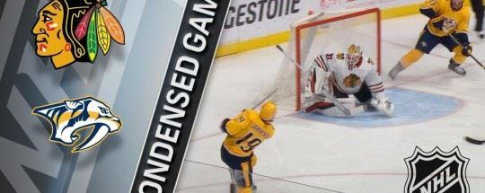 Чикаго Блэкхокс — Нэшвилл Предаторс: прогноз на хоккей. NHL.