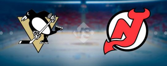 Питтсбург Пингвинс — Нью-Джерси Девилс: прогноз на хоккей. NHL.
