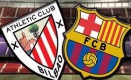 Атлетик Бильбао — Барселона: прогноз на футбол, Испания Ла Лига.