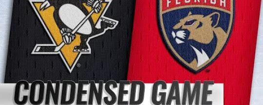 Питтсбург Пингвинз — Флорида Пантерз: прогноз на хоккей. NHL 06.03