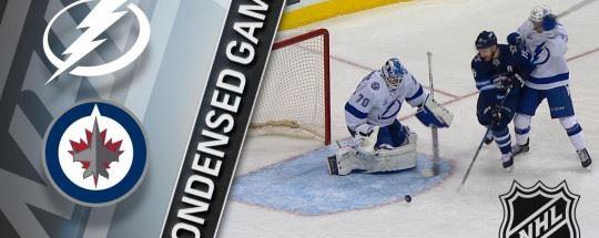 Тампа-Бэй Лайтнинг — Виннипег Джетс: прогноз на хоккей. NHL 06.03