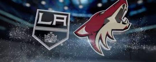Аризона Койотс — Лос-Анджелес Кингз: прогноз на хоккей. NHL 10.03