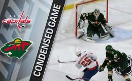 Вашингтон Кэпиталс — Миннесота Уайлд: прогноз на хоккей. NHL 23.03.2019