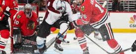 Чикаго Блэкхокс — Колорадо Эвеланш: прогноз на хоккей. NHL 25.03