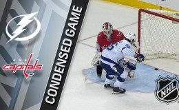 Тампа Бэй Лайтнинг — Вашингтон Кэпиталс: прогноз на хоккей. NHL 31.03