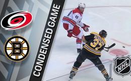 Каролина Харрикейнз — Бостон Брюинз: прогноз на хоккей. Play-off NHL 1/2 финала
