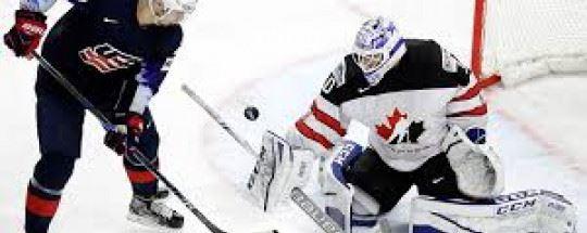 Сборная Канады — Сборная США: прогноз на хоккей. Чемпионат Мира.