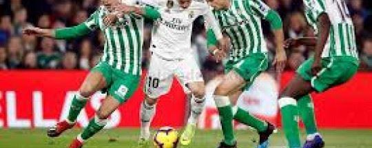 Реал Мадрид — Бетис: прогноз на футбол. Испания Примера.