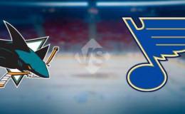 Сан-Хосе Шаркс — Сент-Луис Блюз: прогноз на хоккей. Play-off NHL.