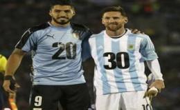 Прогноз на футбол: товарищеские матчи Аргентина — Уругвай