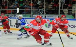 Прогноз на матч 25.11.2019 (КХЛ): Спартак — Нефтехимик