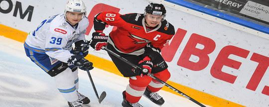 Прогноз на матч 25.11.2019 (КХЛ): Авангард – Витязь