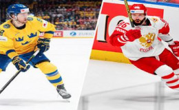 Прогноз на хоккей: Россия — Швеция (12.12.2019)