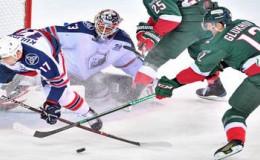 Прогноз на хоккей Нефтехимик - Ак Барс (25.12.2019)