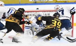 Прогноз на хоккей Северсталь — Динамо Минск (03.01.2020)