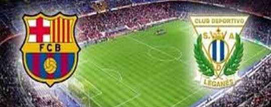 Прогноз на матч: Барселона - Леганес (30.01.2020)