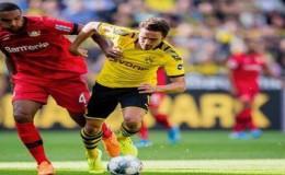 Прогноз на матч: Байер - Боруссия Дортмунд (30.01.2020)