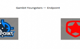 Прогноз на киберспорт: Gambit Youngsters — Endpoint (15.04.2020)