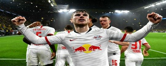 Прогноз на футбол: РБ Лейпциг — Фортуна Дюссельдорф (17.06.2020)