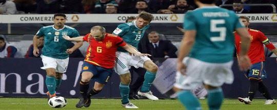 Прогноз на футбол: Германия - Испания (03.09.2020)