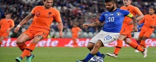 Прогноз на футбол: Нидерланды - Италия (07.09.2020)
