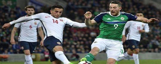 Прогноз на футбол: Северная Ирландия - Норвегия (07.09.2020)