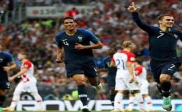 Прогноз на футбол: Франция - Хорватия (08.09.2020)