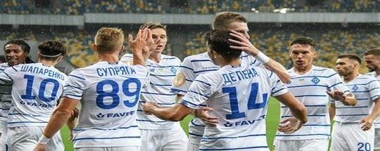 Прогноз на футбол: Динамо Киев - АЗ Алкмар (15.09.2020)