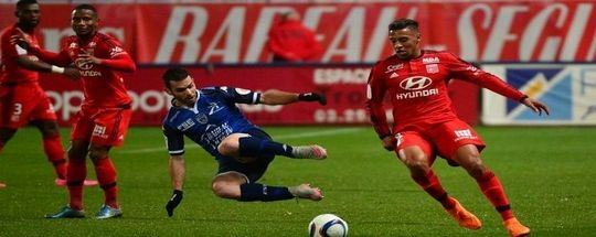 Прогноз на футбол: Лион - Ним (18.09.2020)