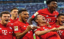 Прогноз на футбол: Бавария - Шальке 04 (18.09.2020)