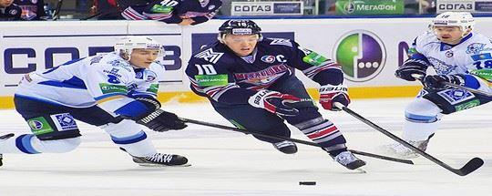 Прогноз на хоккей: Барыс - Металлург Магнитогорск (17.11.2020)