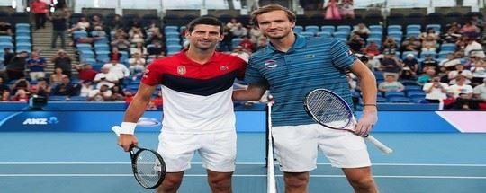 Прогноз на теннис: Новак Джокович - Даниил Медведев (18.11.2020)