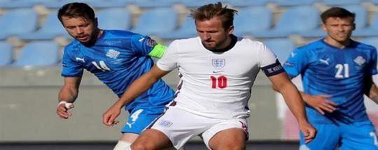 Прогноз на футбол: Англия - Исландия (18.11.2020)