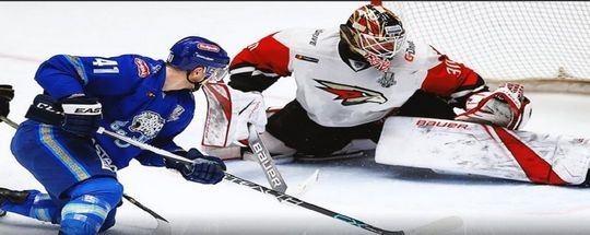 Прогноз на хоккей: Барыс - Авангард (19.11.2020)