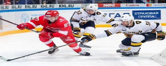 Прогноз на хоккей: Витязь - Северсталь (20.11.2020)