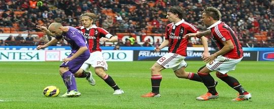 Прогноз на футбол: Милан - Фиорентина (29.11.2020)