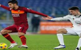 Прогноз на футбол: Рома - Специя (23.01.2021)