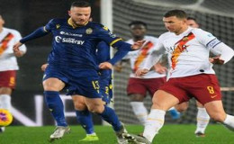 Прогноз на футбол: Рома - Верона (31.01.2021)