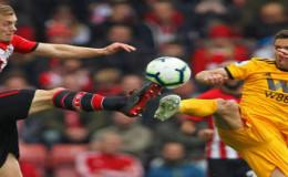 Прогноз на футбол: Саутгемптон - Вулверхэмптон (14.02.2021)